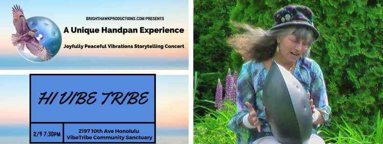 Joyfully Peaceful Vibrations Concert