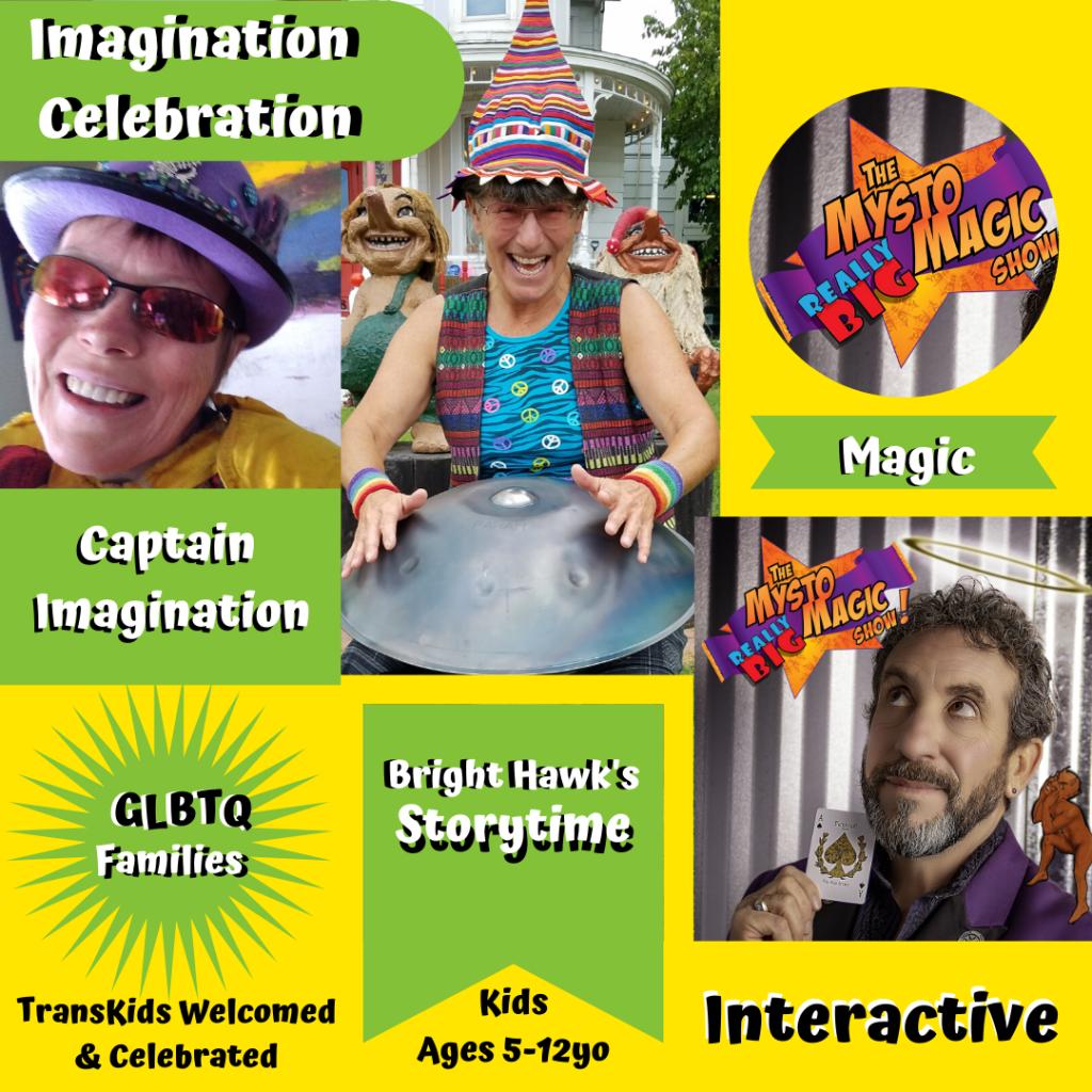 Imagination Celebration